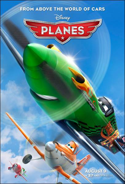 See Disney's PLANES take flight!
