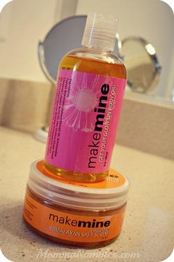 MakeMine Salt Scrubs to Pamper Your Skin