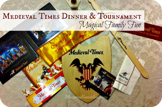 Experience Magical Family Fun at Medieval Times Dinner and Tournament!