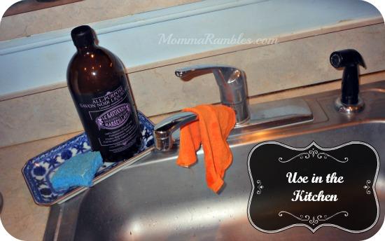 Le Savonnier Marseillais Liquid Soap