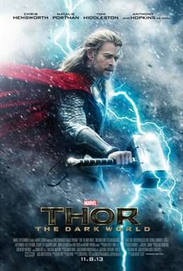 Watch the Teaser Trailer for Thor: The Dark World
