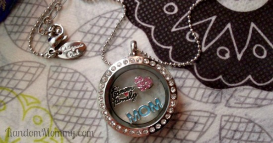 Enter to win an Origami Owl custom necklace!