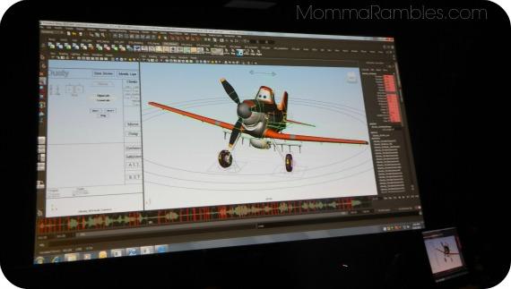 Disney PLANES Animation Workshop with Ethan Hurd ~ #DisneyPlanesEvent