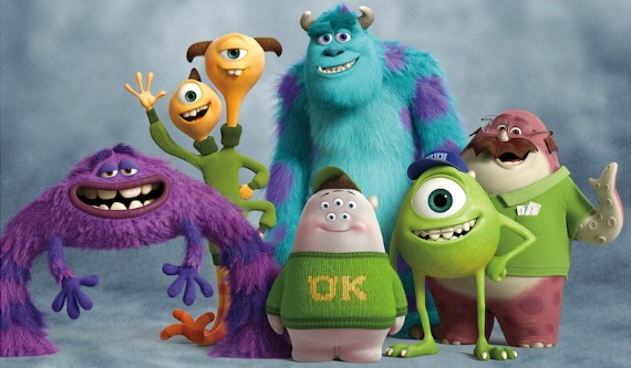 Top 5 Reasons I Love Monsters University ~ #MonstersU Film Review