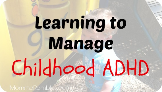 #Ad: Learning to Manage Childhood ADHD with #Lifescript