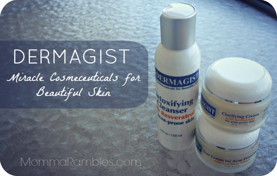 Want Beautiful Skin? Try the Miracle of DERMAGIST! ~ #Review