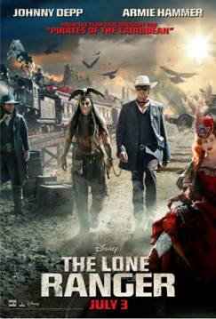 """Check Out This Behind-the-Scenes Video """"Spirit Platform"""" from THE LONE RANGER!"""