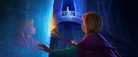 First Look + Teaser! ~ #DisneyFrozen