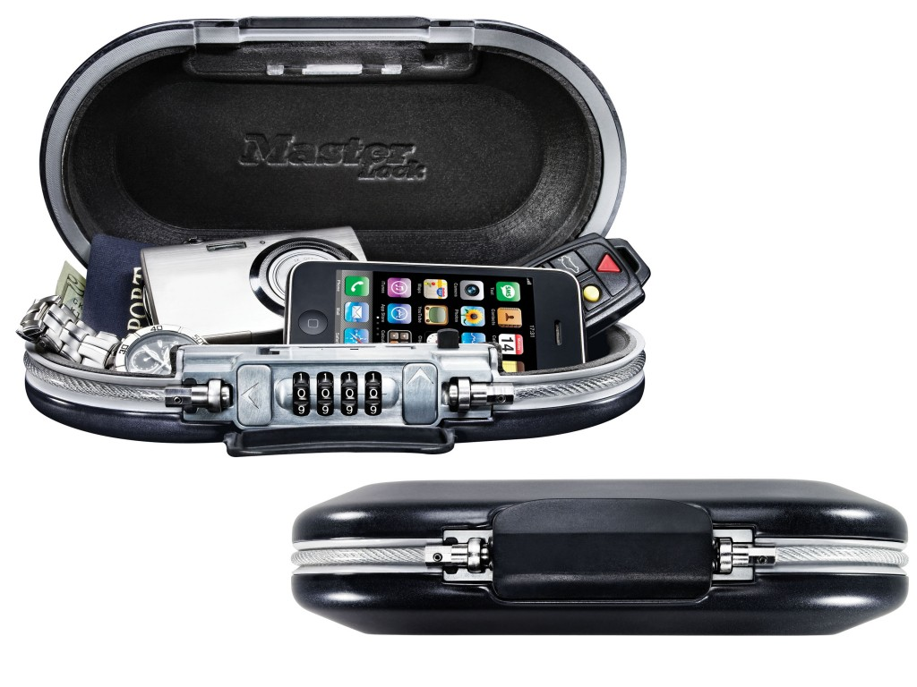 Keep Your Personals Safe & Secure with the Master Lock 5900 D ~ #MasterBacktoSchool
