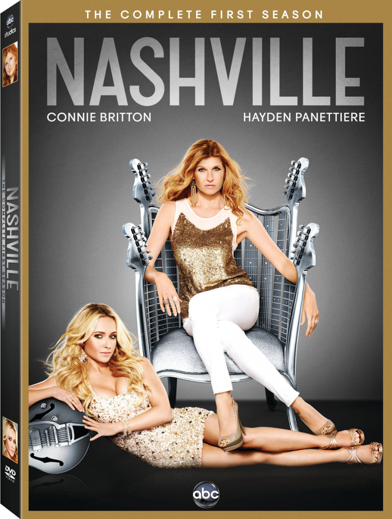 NashvilleSeasonOneDVD