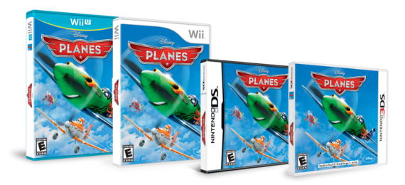 High Flying Fun with Disney PLANES The Video Game ~ #DisneyPlanesEvent + #Giveaway