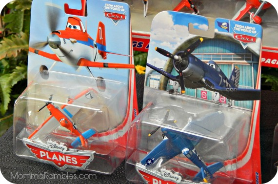 Fly to New Heights of Fun with Disney's PLANES Merchandise! ~ #DisneyPlanesEvent