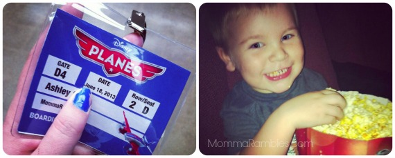 Disney's PLANES Soar with Fun for the Whole Family! ~ #DisneyPlanes #Review