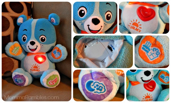 Fun & Smart Play with VTech's Cody the Smart Cub™! ~ #Review