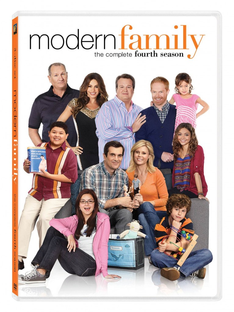 Season Four of MODERN FAMILY Hits Blu-ray & DVD on September 24th! + Top 10 Phil-isms