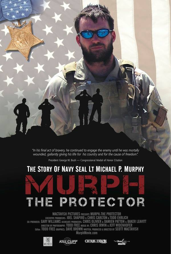 See MURPH: THE PROTECTOR in NYC, LA, & Penn State