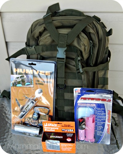Prepare Yourself for Outdoor & Urban #Survival with Survival Impact Gear! ~ #Review