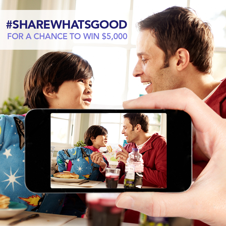 "Enter the Welch's ""Share Your Moments"" Photo Contest ~ #ShareYourMoments"