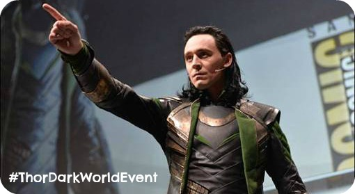Will Loki Stay a Villian for #ThorDarkWorld? ~ #ThorsDay #ThorDarkWorldEvent
