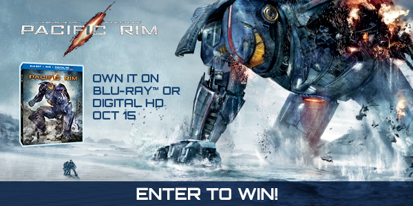 Enter to #Win Pacific Rim on Blu-ray ~ #Giveaway