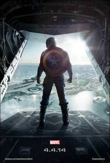 New CAPTAIN AMERICA: THE WINTER SOLDIER UK Trailer Now Live! ~ #CaptainAmerica