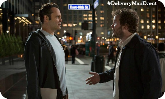 DELIVERY MAN Delivers the Perfect Mix of Laughs and Emotion! ~ #DeliveryManEvent Film Review