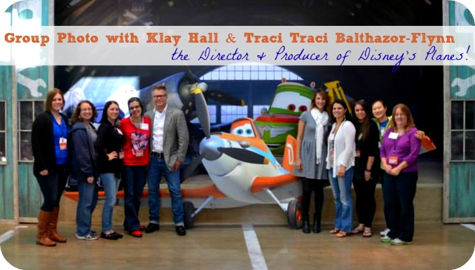 Catching Up with PLANES' Director Klay Hall & Producer Traci Balthazor-Flynn ~ #DisneyPlanesBloggers