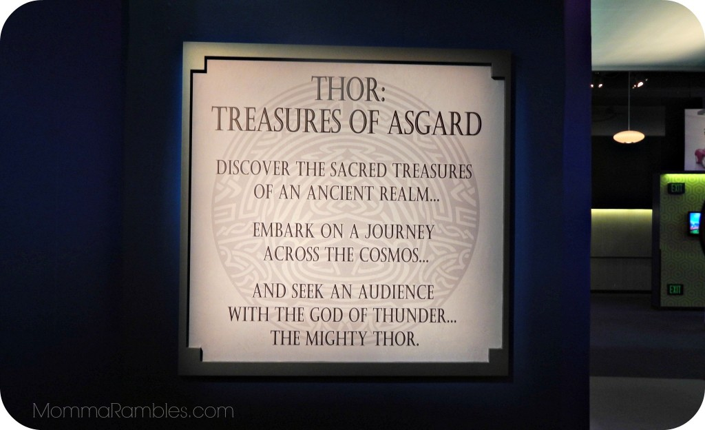 Marvel Magic Comes to Disneyland with the Thor: Treasures of Asgard Exhibit! ~ #FreeLoki #ThorDarkWorldEvent