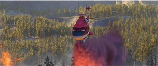 Watch the Trailer for PLANES: FIRE & RESCUE! ~ #DisneyPlanes