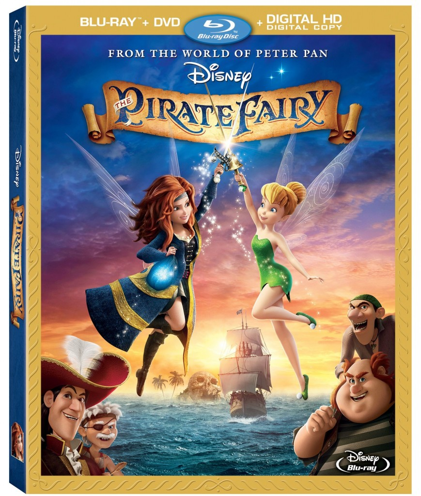 Pirate Fairy Box Art