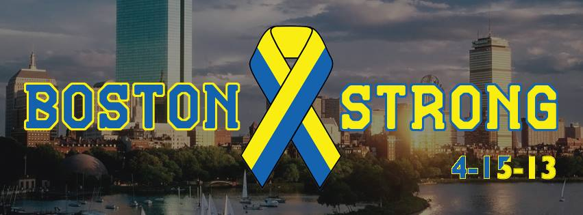 Remembering the Boston Marathon Bombings One Year Later ~ #BostonStrong #WeRunTogether