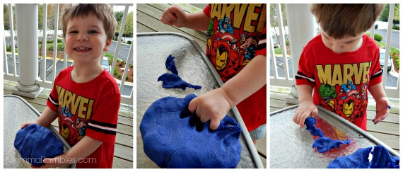 Galaxy Playdough For Your Lil Guardian! ~ Inspired by @Marvel's #GuardiansOfTheGalaxy @Guardians
