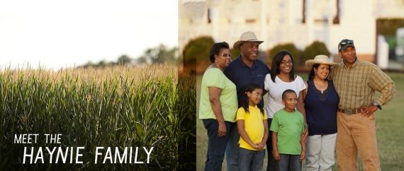 America's Farmers: Meet the Haynie Family! ~ #AmericasFarmers