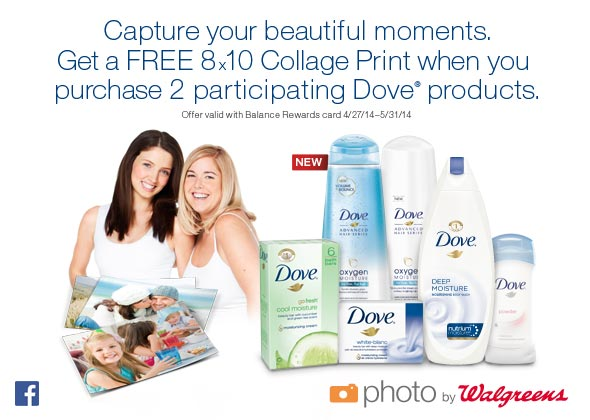Capture Your Beautiful Moments with Dove ~ Available at Walgreens!