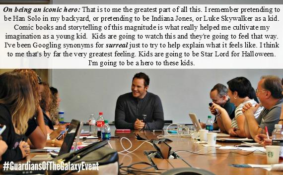 Meet Hollywood's Next Big Hero: Chris Pratt! ~ #GuardiansOfTheGalaxyEvent