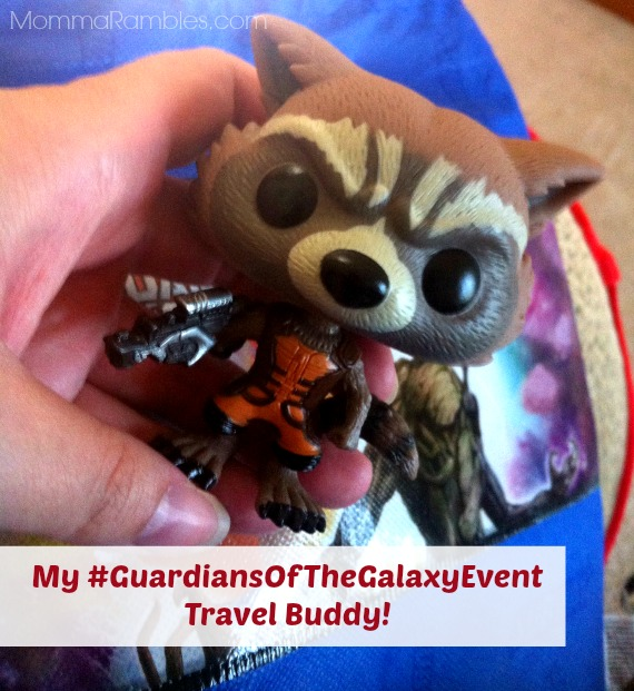 Taking a Journey to LA for #GuardiansOfTheGalaxyEvent, #100FootJourneyEvent, and #ABCFamilyEvent!