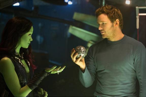 Gamora Featurette from Marvel's #GuardiansOfTheGalaxy ~ #GuardiansOfTheGalaxyEvent