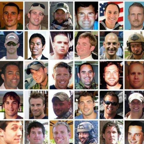 Remembering and Honoring the 31 Heroes of #Extortion17