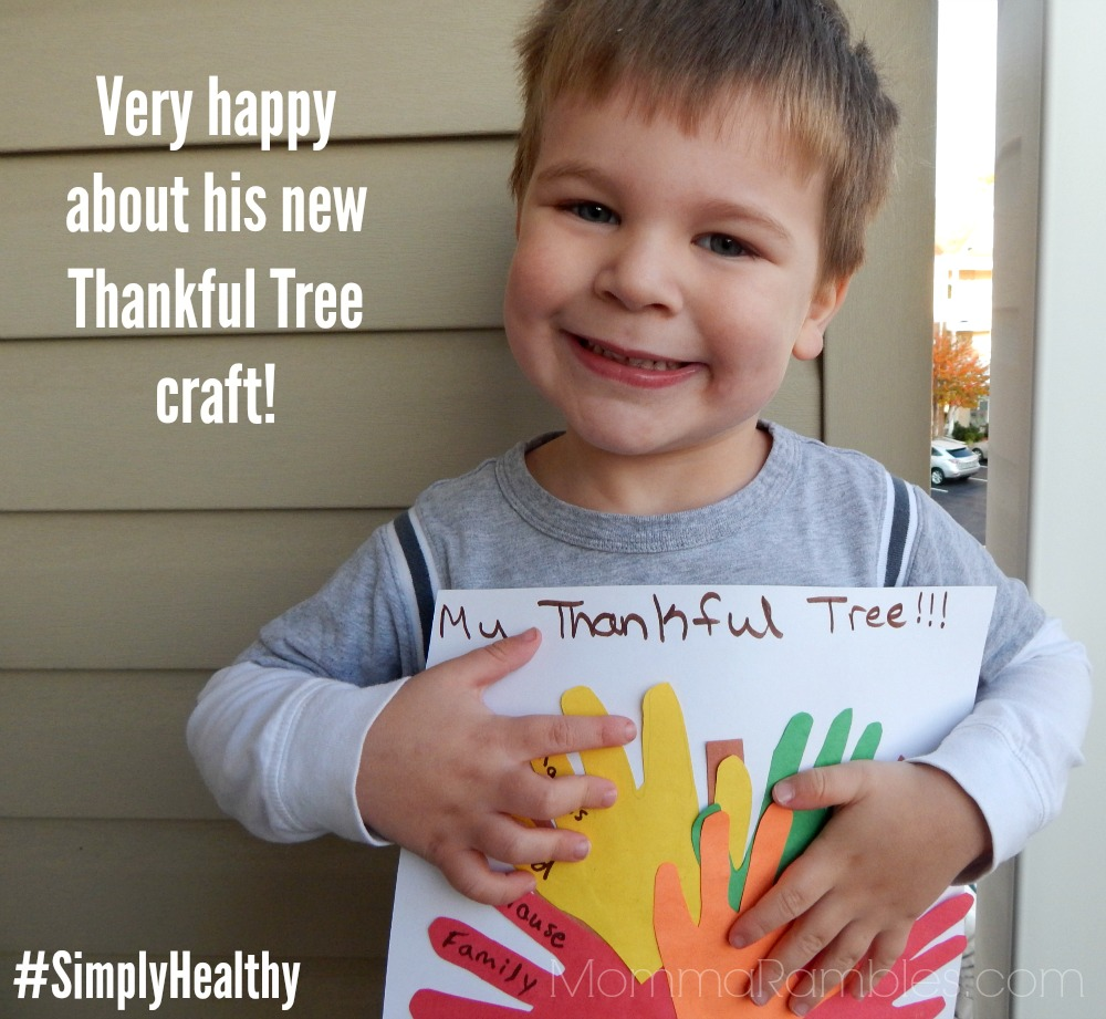 ThankfulTreeHappy