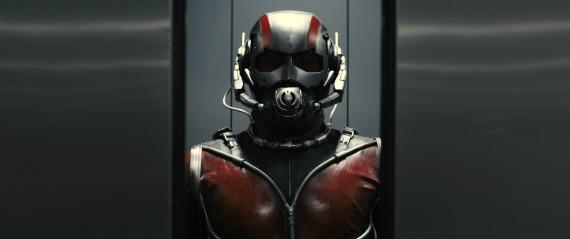 Marvel's Ant-Man Conceptual Film Test Stills/Artwork ©Marvel 2015