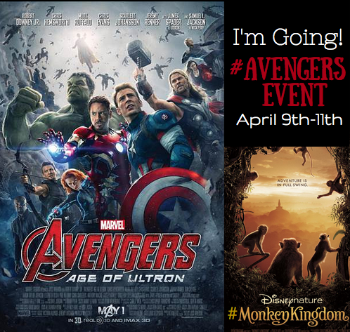 #AVENGERSEvent High Res