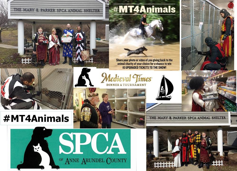 SPCA of AA Co
