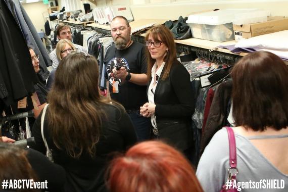 Ann Foley - Costume Designer