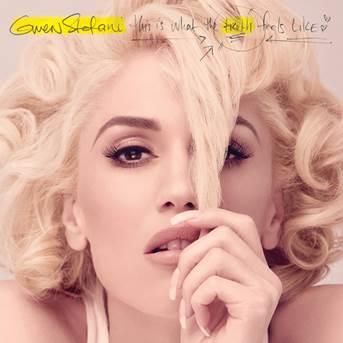 Gwen Standard Album Cover