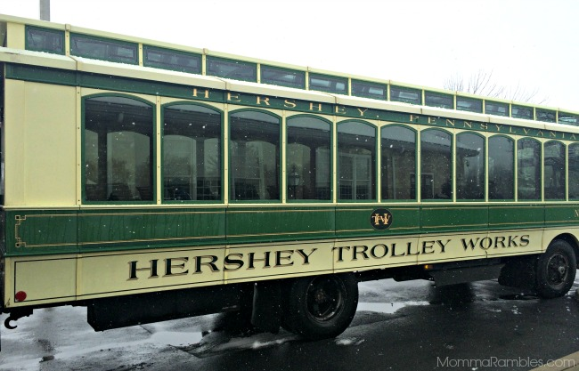 hersheytrolley