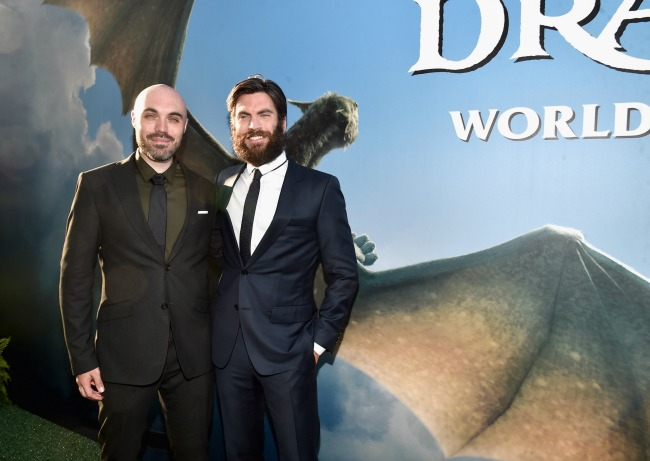 """arrives at the world premiere of Disney's """"PETE'S DRAGON"""" at the El Capitan Theater in Hollywood on August 8, 2016. The new film, which stars Bryce Dallas Howard, Robert Redford, Oakes Fegley, Oona Laurence, Wes Bentley and Karl Urban and is written and directed by David Lowery, has been drawing rave reviews from both audiences and critics. PETE'S DRAGON opens nationwide August 12, 2016."""