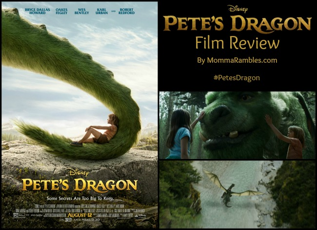 PetesDragonReviewCollage
