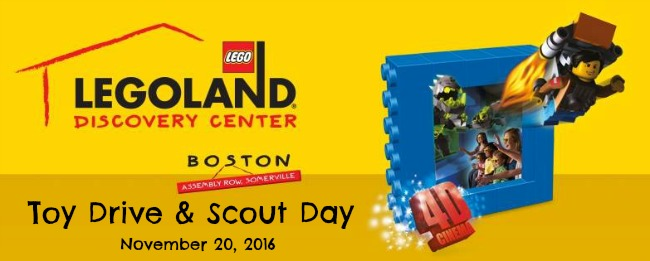 Legoland boston coupons