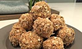 Morning Breakfast Balls #Recipe