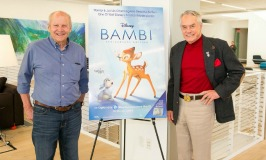 "Interview with Donnie Dunagan (""Bambi"") & Peter Behn (""Thumper"") of BAMBI + Chat with Paul Felix (Visual Development Artist)! ~ #BambiBluray"